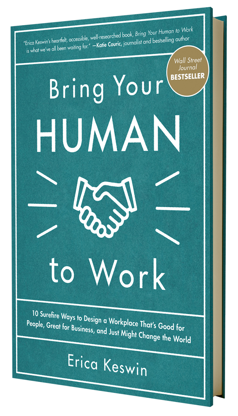 Bring Your Human To Work cover